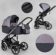 Дитяча універсальна коляска 2 в 1 Expander EXEO EX-32155 (1) колір Purple, фото 1