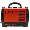 Сварочный инвертор DWT MMA-180 I, фото 6