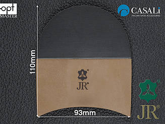 CASALi MILLERIGHE, т.8мм комбинированная набойка на каблук