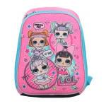 """Детский Школьный рюкзак  ЛОЛ """"Sweety"""" для девочек: ортопедический, каркасный, для 1-4 класса"""