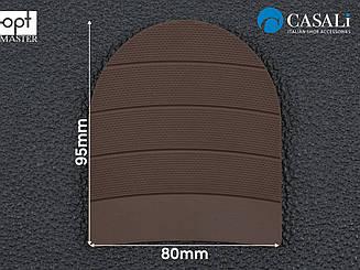 CASALi Wave, р. 3, цв. коричневый набойка на каблук
