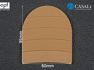 CASALi Wave, р. 3, цв. бежевый набойка на каблук