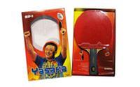 Ракетка для настольного тенниса (1шт) Yasaka MT-2069 (доска-многосл. древ, накладка - резина, губка)