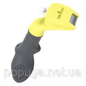 Инструмент для удаления подшерстка FURminator для короткошерстных собак, размер XS