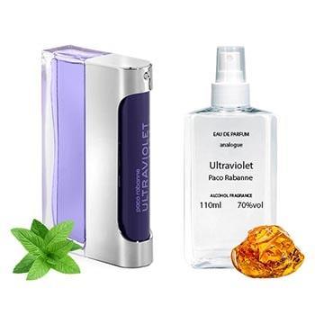 Ultraviolet Man от Paco Rabanne для мужчин, Analogue Parfume 110 мл