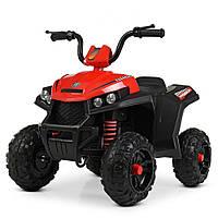 Детский квадроцикл Bambi  цвет красный  M 4131-3 для мальчика девочки  3 4 5 6 7 8 лет