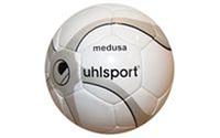 Мяч футзал Ламин.-PU UHL SPORT FB-3099 (№4, 5 сл., сшит вручную)