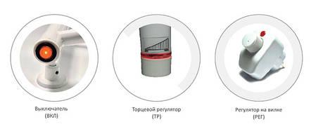 Полотенцесушитель Элна Каскад 10 Микс белый, фото 2