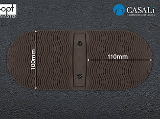 CASALi Ocean р. 5, цв. коричневый набойка на каблук