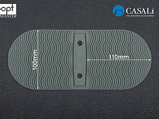 CASALi Ocean р. 5, цв. серый набойка на каблук