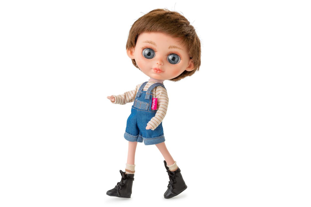 🔥 Кукла Berjuan БИГГЕРС 32 см (ENDO GRIMALDI)