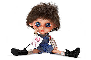Лялька Berjuan БІГГЕРС 32 см (ENDO GRIMALDI)