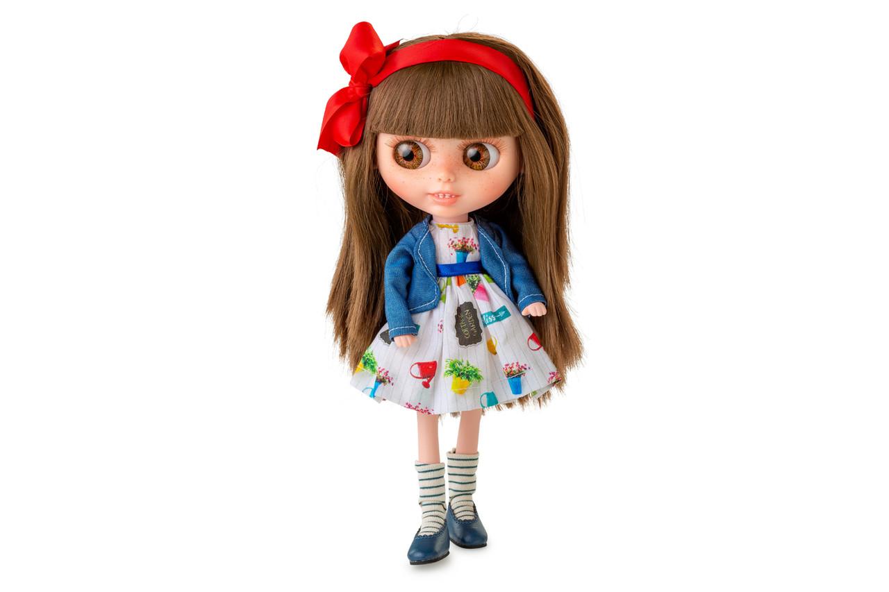 🔥 Кукла Berjuan БИГГЕРС 32 см (ABBA LINGG)