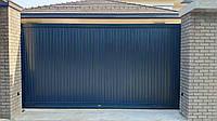 Металлические откатные ворота TM Hardwick ш4000 в2200(дизайн Стандарт) в Херсоне