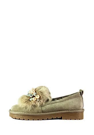 Туфли женские Sopra СФ W6201-1 бежевые (36), фото 2