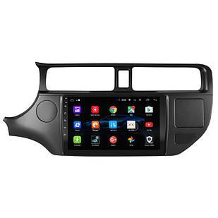 Штатна автомобільна 9 магнітола Kia Rio (2012-2013 р. в.) 1/16 Gb GPS IGO Android 8.1 (4783-14731)