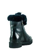 Ботинки зимние женские Fabio Monelli СФ G695H-OE3331188A-6 черные (36), фото 2