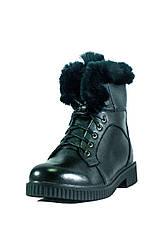Ботинки зимние женские Fabio Monelli СФ G695H-OE3331188A-6 черные (36), фото 3