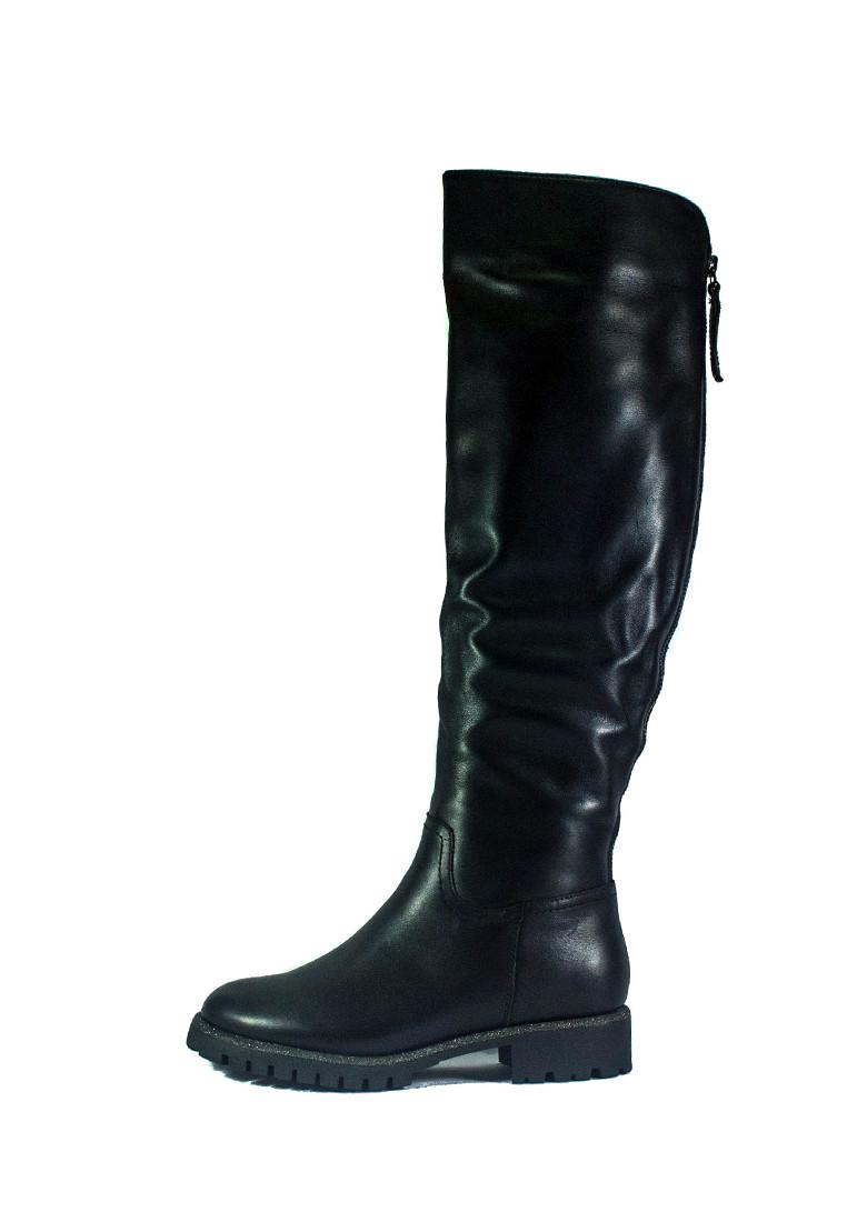 Чоботи зимові жіночі Lonza чорний 21111 (36)