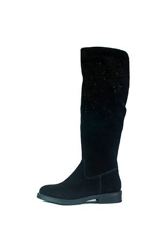 Сапоги зимние женские Lonza СФ BH2058-17RZ-A06 черные (36), фото 2