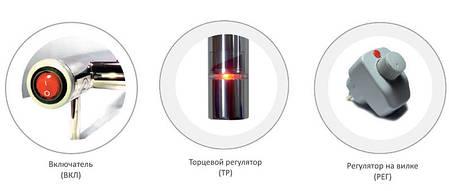 Полотенцесушитель Элна Каскад 6 Микс нержавеющая сталь, фото 2