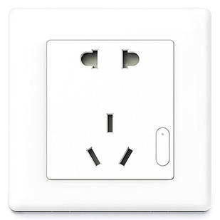 Умная розетка Xiaomi Aqara Wall Outlet Socket ZigBee (1144204224)