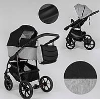 Детская универсальная коляска 2в1 Expander ELITE ELT-70406 (1) цвет Silver,ткань с водоотталкивающей пропиткой