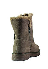 Черевики зимові жіночі Allshoes бежевий 21106 (36), фото 2