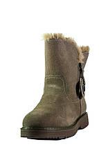 Черевики зимові жіночі Allshoes бежевий 21106 (36), фото 3