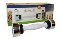 Гантеля SHAKE (2,5LB) SW2000RT (металл, пластик, Tone Exercise System, цена за 1 гантелю)