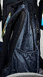 Мужские и женские рюкзаки школьные и городские 30*40 см (серый), фото 2