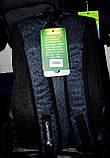 Мужские и женские рюкзаки школьные и городские 30*40 см (серый), фото 3