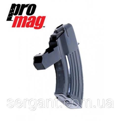 Магазин съёмный рожковый стальной PROMAG (США) на 10 патронов для СКС