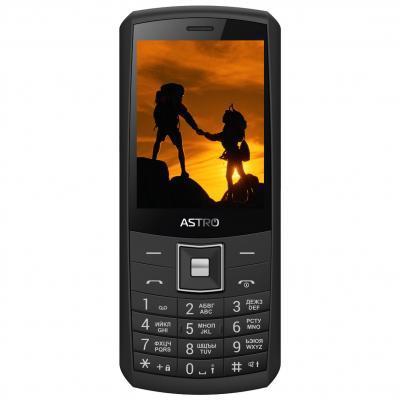 Мобільний телефон Astro A184 Black