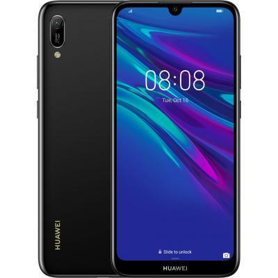 Мобильный телефон Huawei Y6 2019 Midnight Black (51093PMP/51093KGW)