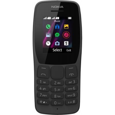 Мобільний телефон Nokia 110 DS Black (16NKLB01A07)