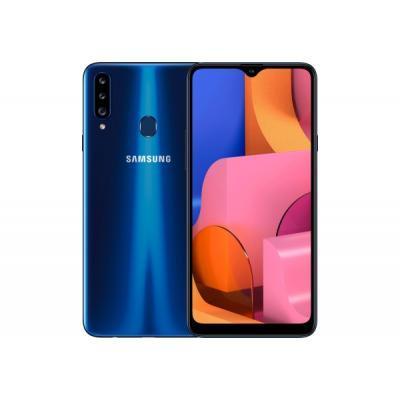 Мобильный телефон Samsung SM-A207F (Galaxy A20s) Blue (SM-A207FZBDSEK)