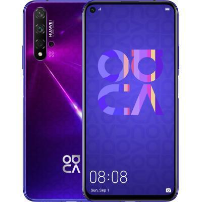 Мобильный телефон Huawei Nova 5T 6/128GB Midsummer Purple (51094MGT/51094PTX)