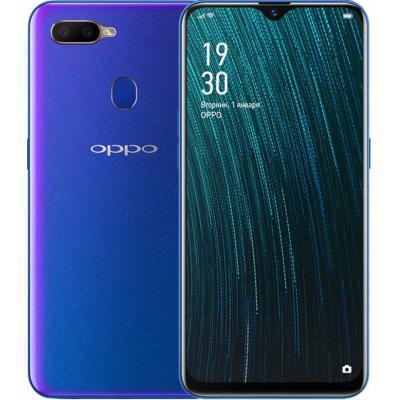 Мобильный телефон Oppo A5s 3/32GB Blue (OFCPH1909_BLUE)