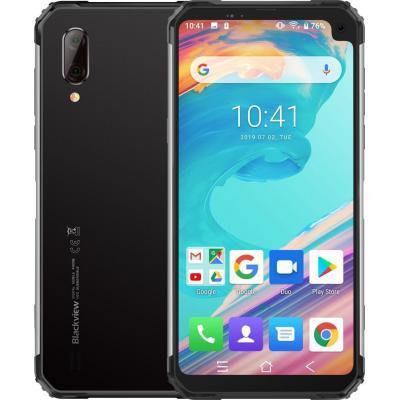 Мобильный телефон Blackview BV6100 3/16GB Grey (6931548305866)