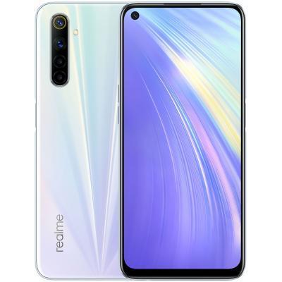 Мобільний телефон Realme 6 4/128GB White