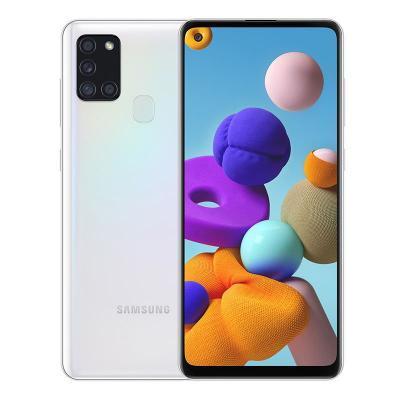 Мобильный телефон Samsung SM-A217F (Galaxy A21s 3/32GB) White (SM-A217FZWNSEK)