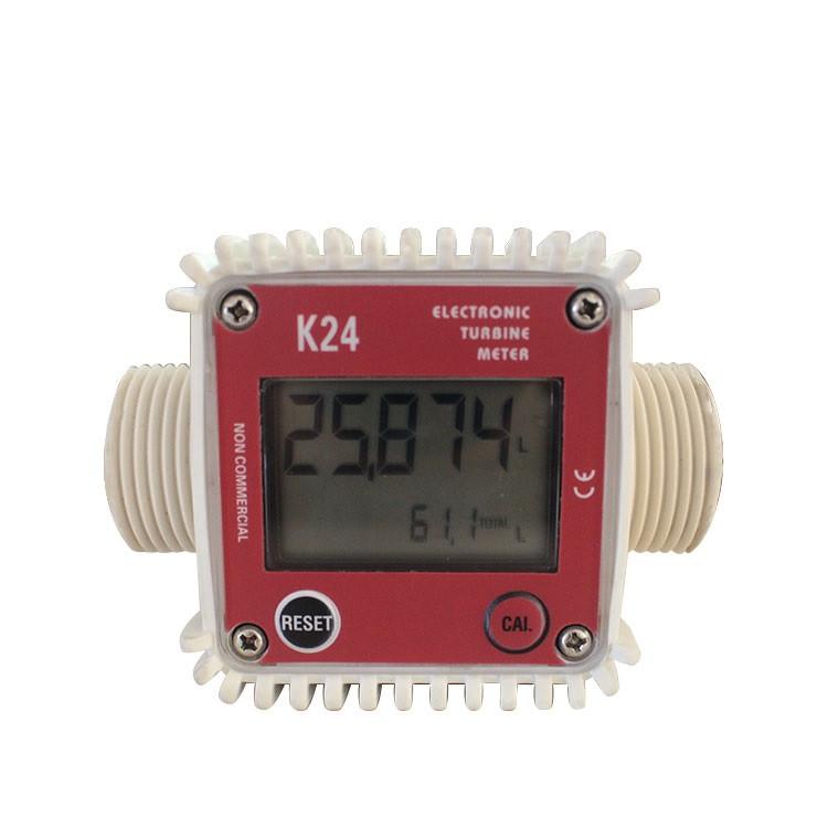 Лічильник витрати палива REWOLT цифровий турбінного типу RE SLK24