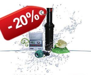 Скидка 20 % на оборудование систем автоматического полива!!!