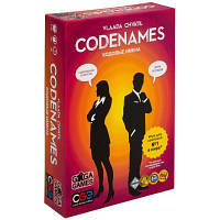 Настольная игра GaGa Кодовые имена (Codenames) (GG041)