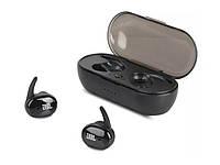 Мини Bluetooth наушники JBL TWS 4 Черный  Черный