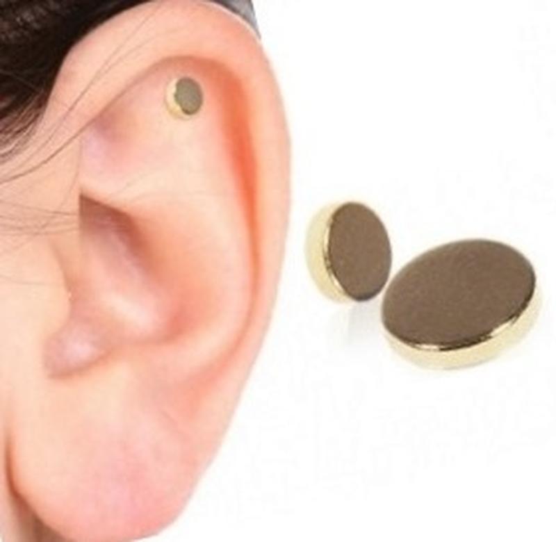 Магниты от курения на ухо Zero Smoke | Магниты от курения на ухо
