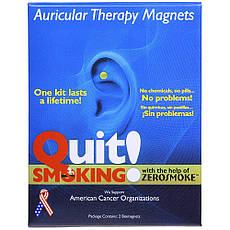 Магниты от курения на ухо Zero Smoke | Магниты от курения на ухо, фото 3
