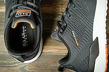 Кроссовки мужские 10283, BaaS Ploa Running, темно-серые, [ 41 43 44 45 ] р. 43-27,5см., фото 3