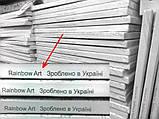 Картина по номерам Пионы в стеклянной вазе, Rainbow Art (GX34830) 40х50 см., фото 8